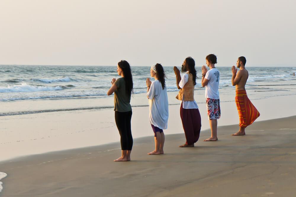 Meditazione Spiaggia