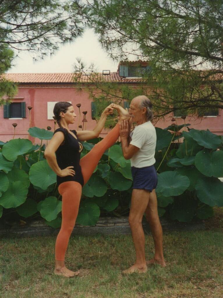 Valentina Radames Silvestri Yoga Venezia