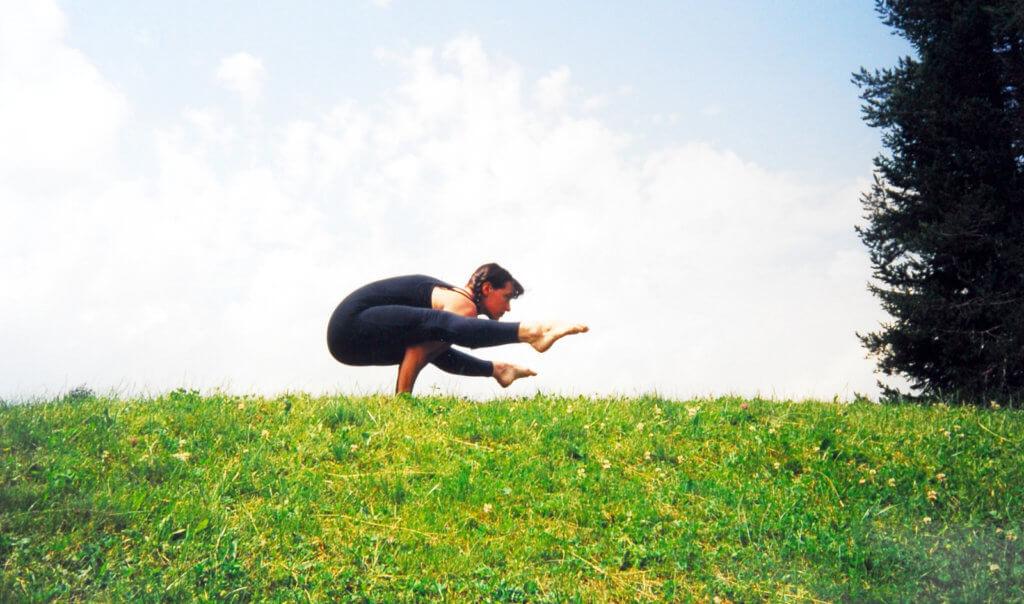 Valentina Silvestri Insegnante Yoga