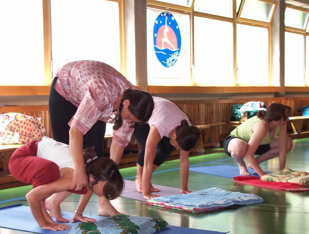 Valentina Silvestri Insegnante Yoga Venezia