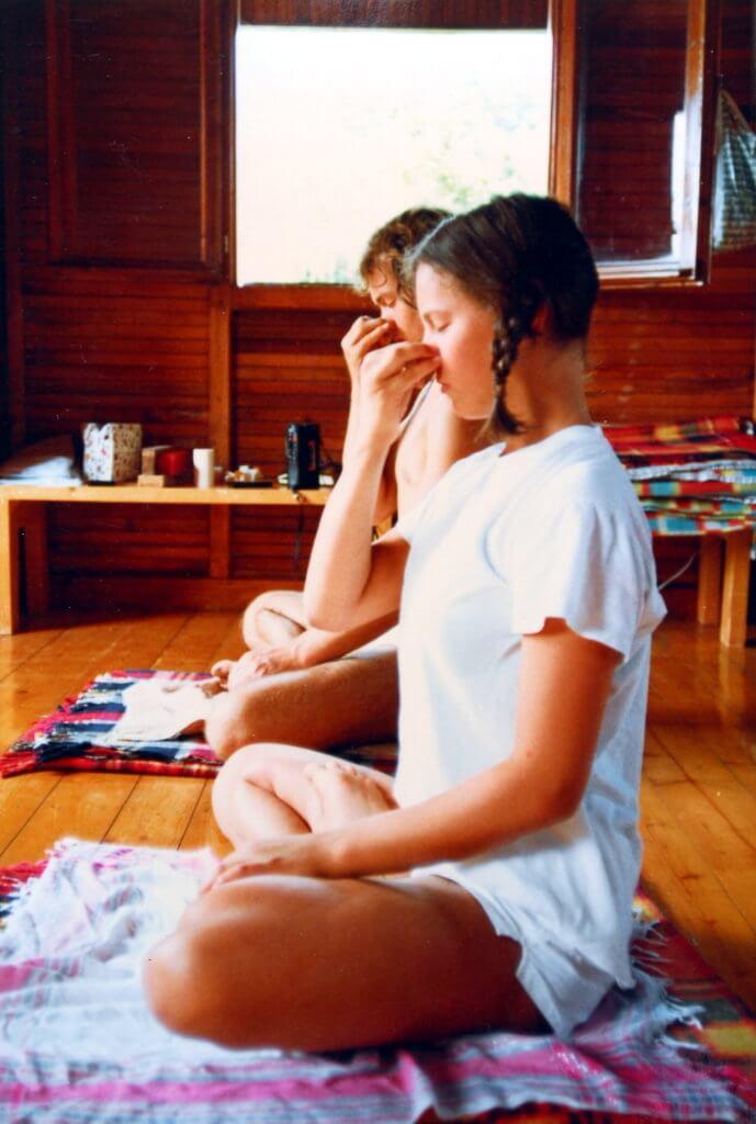 Valentina Silvestri Yoga Lezioni