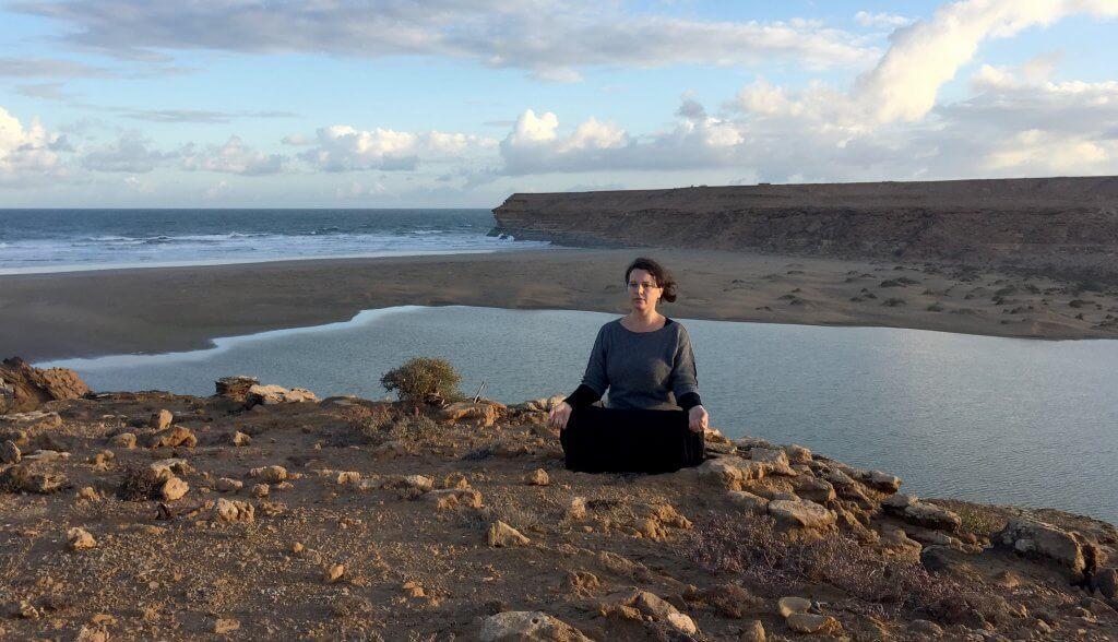 Valentina Silvetsri Marocco Viaggio Yoga