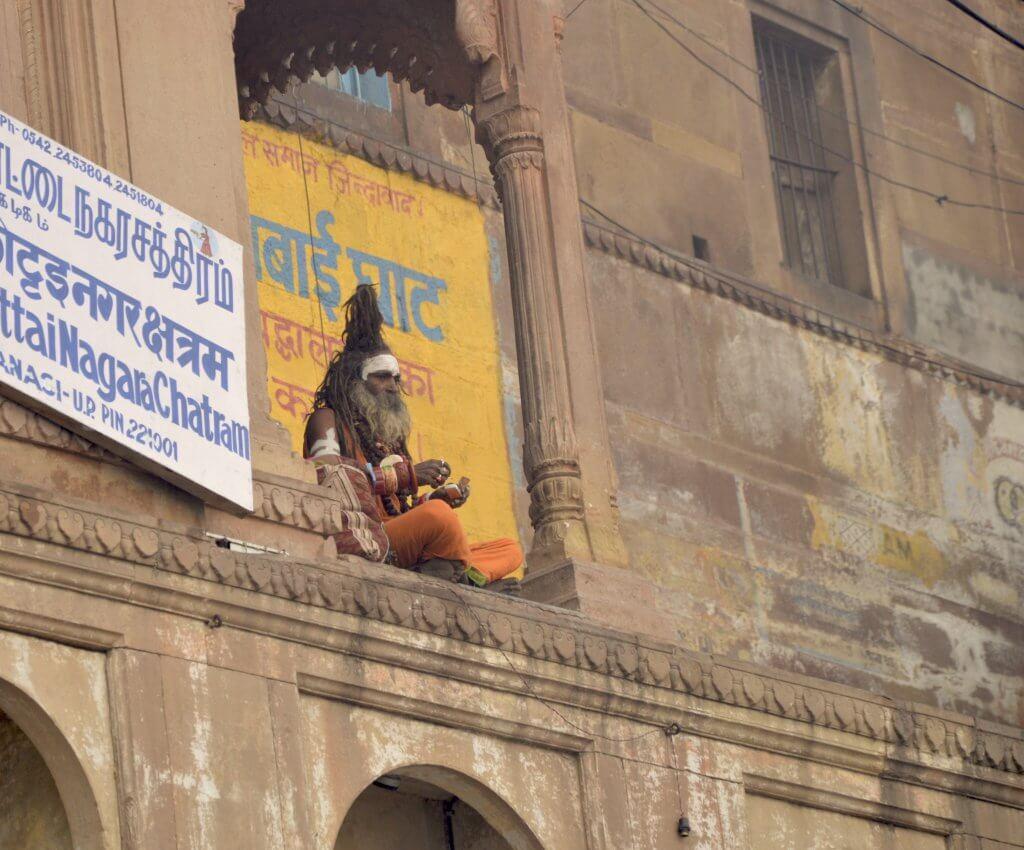 India Varanasi Yoga