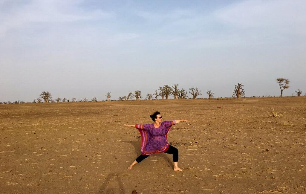 Valentina Silvestri Yoga
